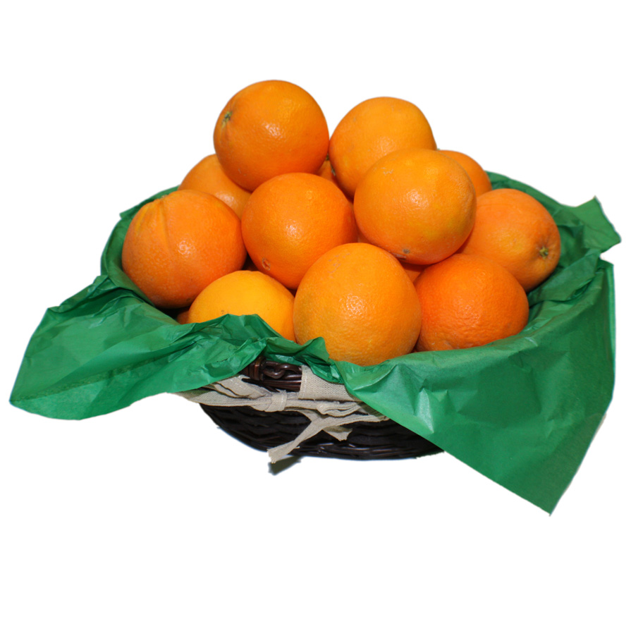 Gift Basket 5Kg Oranges and Clementines