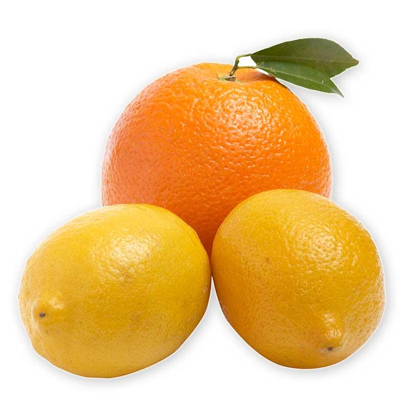 Mixed Oranges and Lemons 15 kg