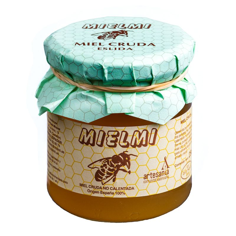 Orange blossom honey 250 gr.