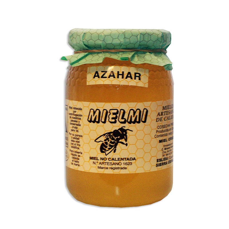 Orange blossom honey 500 gr.
